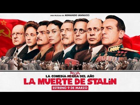 LA MUERTE DE STALIN - tráiler español VE