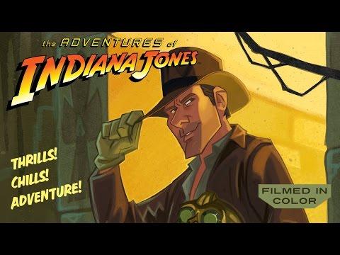 The Adventures of Indiana Jones by Patrick Schoenmaker