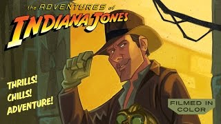 The Adventures of Indiana Jones by Patrick Schoenmaker by : Frame Order