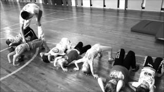 Детские Тренировки Капоэйра в Санкт-Петербурге (Капоэйра для детей спб) Axe Capoeira SPB