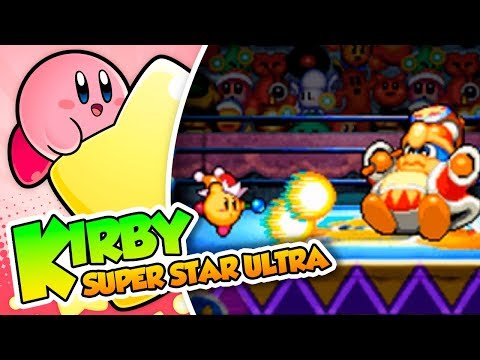 ¡La brisa primaveral! - #01 - Kirby Super Star Ultra Co-op (DS) Naishys y DSimphony