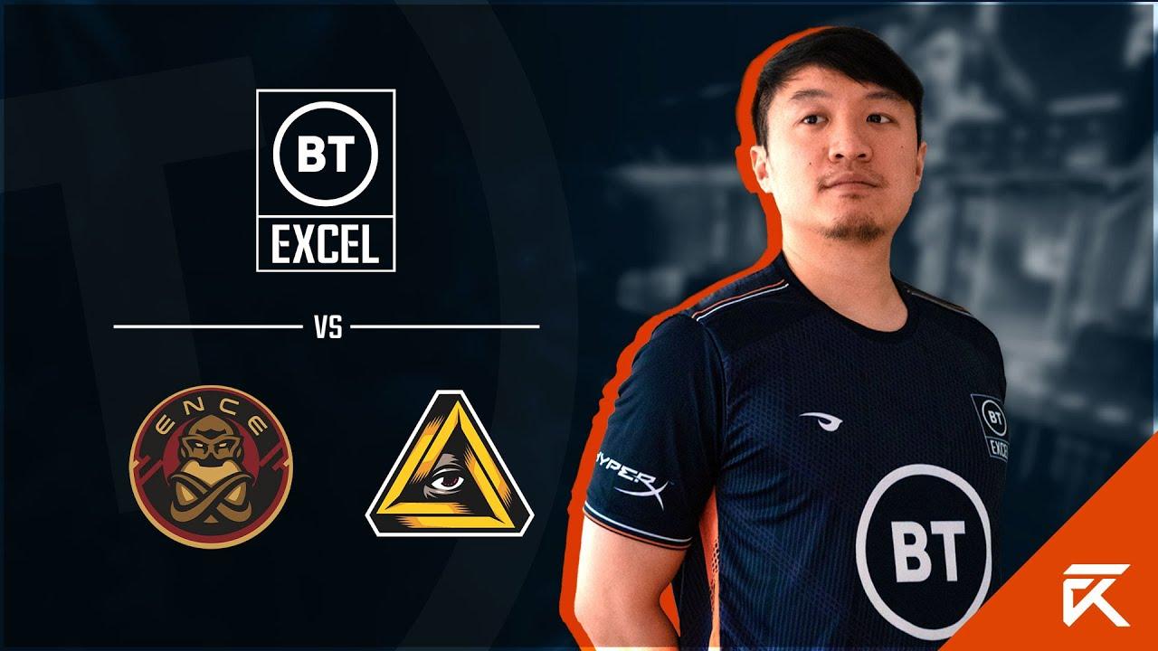 XL vs. ENCE & Godsent Highlights | NLC Summer Split Week 4