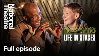 Life in Stages S1 Ep6: Kae Tempest and Clint Dyer in conversation at the National Theatre