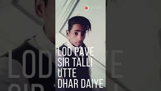 DjPunjab song Yaara video status