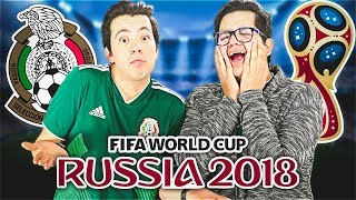¿MÉXICO CAMPEÓN DEL MUNDO? | FIFA WORLD CUP RUSSIA 2018 | GAMEPLAY SKABECHE