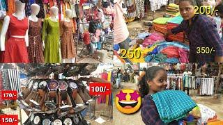 Koti Shopping / Sultan Bazar shopping / koti street shopping haul under @150 Rs/- / street shopping