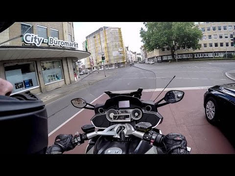 WEEKEND TRIP TO GERMANY ON BMW K1600 GTL