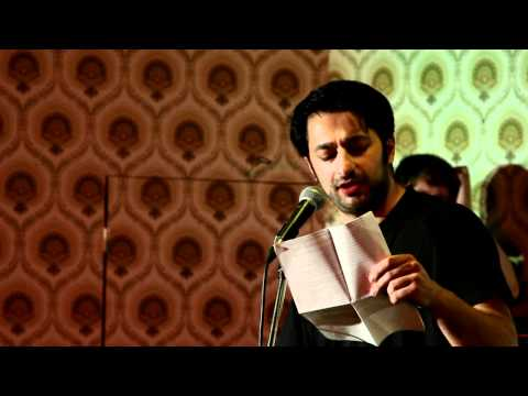 [Poetry Slam Ulm] Sulaiman Masomi: Auf der anderen Seite