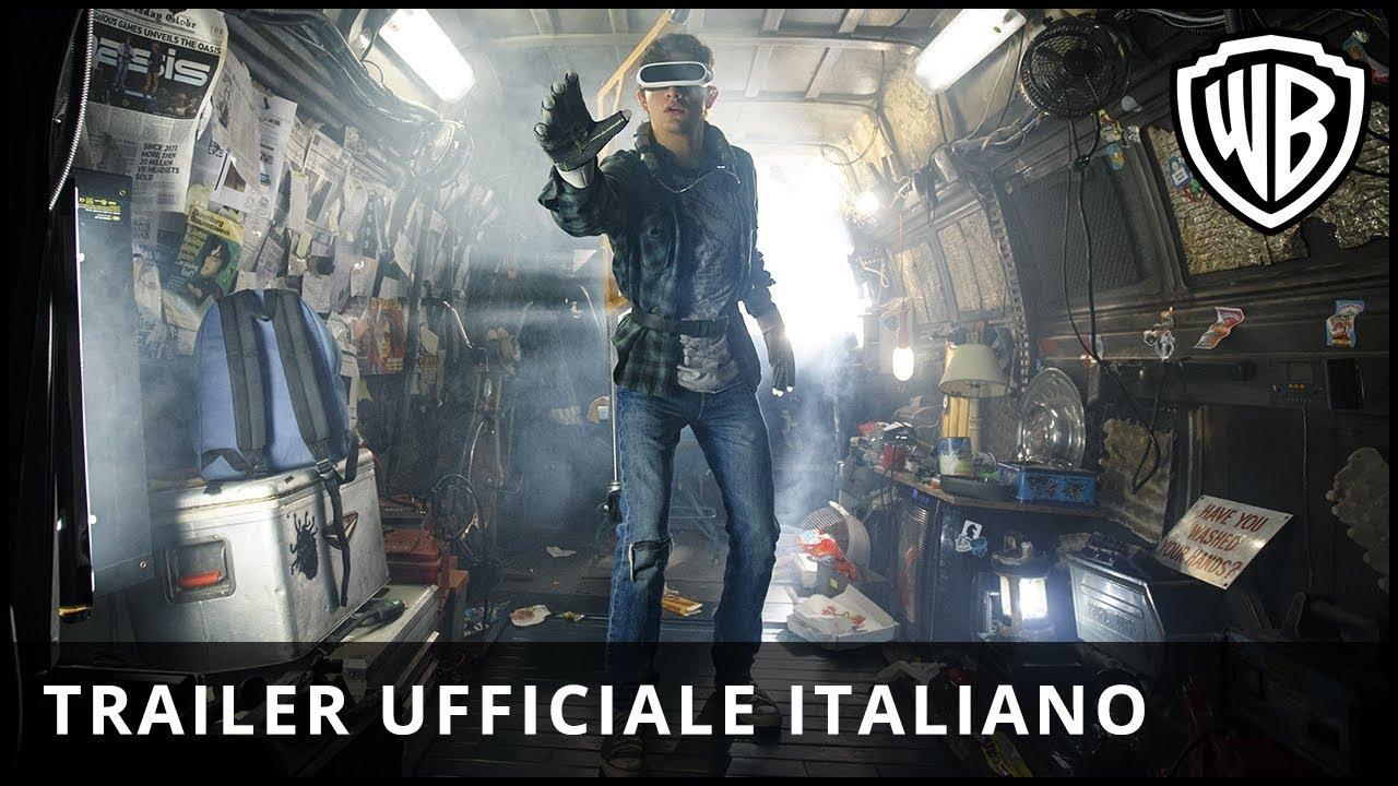 Ready Player One - Trailer Ufficiale Italiano