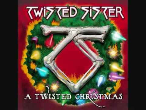 Twisted Sister Twisted Christmas - Silver Bells