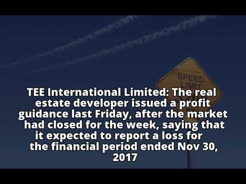 Stocks to watch: Noble Group, TEE International, Falcon Energy, Shanghai Turbo