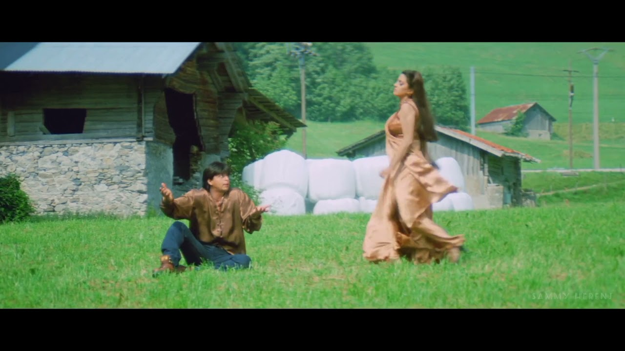 Download Duplicate (1998) Kathai Aankhon Wali Full Video Song