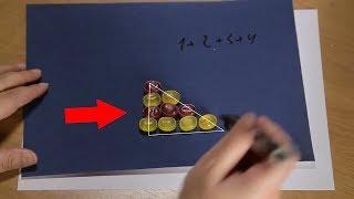 Математика на 10 конфетах. Сумма чисел от 1 до бесконечности