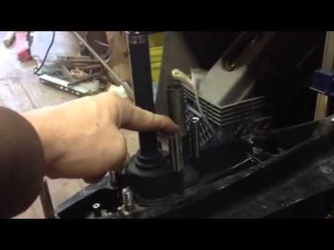 Mercruiser Bravo  Gimbal Ring Inspection