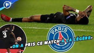 Presnel Kimpembe vide son sac après l'élimination en Ligue des Champions | Revue de presse