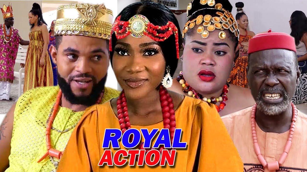 Download Royal Action Season 1 & 2 - ( Mercy Johnson ) 2019 Latest Nigerian Movie