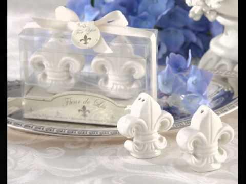 Fleur De Lis Wedding Party Favors From Hotref