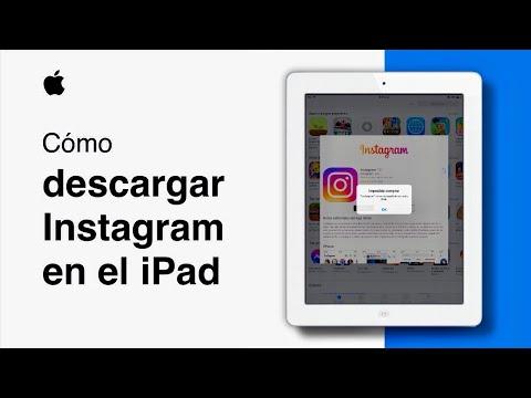 Como Descargar Instagram En El IPad Desde El App Store | LimonTouch