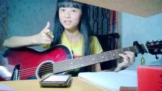 [Guitar Cover] Như Ngày Hôm Qua (Thư Zick...tặng bạn #T) ❤❤❤