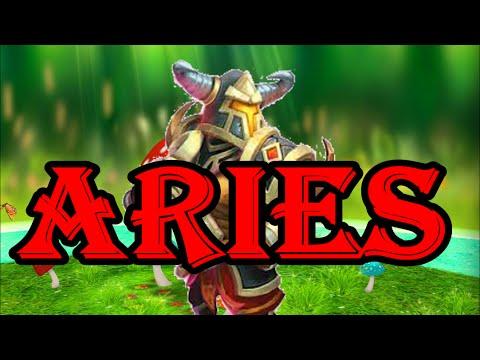 Castle Clash Update 1.2. Part 2 Of 3: Aries New Gem Roll Hero