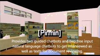 RIVALE - Realistic Immersive Virtual Agent-Based Learning Environment