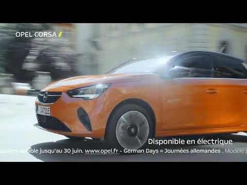 Musique de la pub   Opel Corsa 2021