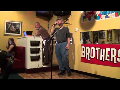 Gambino Brothers Karaoke - STRESS!