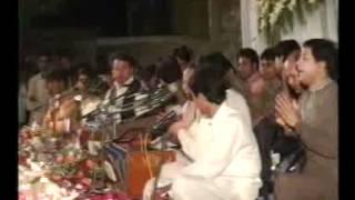 Asif Ali Santoo Qawwal 2012 Baba De Ghulamoon  Main Part 6