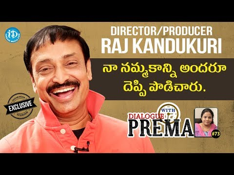Director & Producer Raj Kandukuri Exclusive Interview || Dialogue With Prema #73