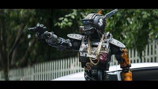 Робот Чаппі (Chappie) 2015. Український трейлер №3 [HD]