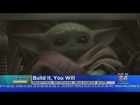 image for Baby Yoda is Coming to Build-A-Bear Workshops