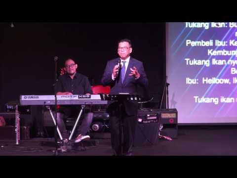 NWIC Sunday Service (19 February 2017) - Ps. Robert Sutanto