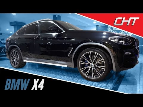 Review - BMW X4