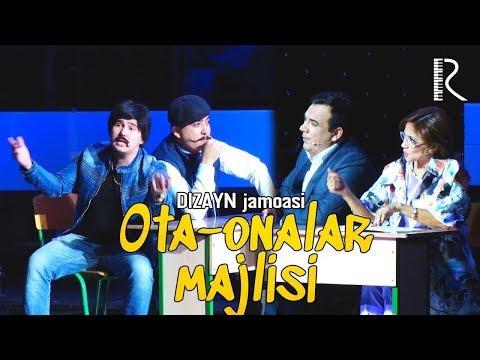 Dizayn Jamoasi - Ota-onalar Majlisi | Дизайн жамоаси - Ота-оналар мажлиси
