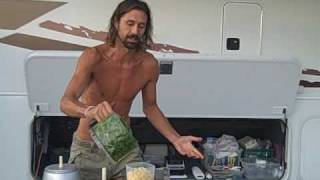 Vegetable Salad Recipes! Romaine Cilantro Cabbage Pepper Corn Leek Summer Salad Recipes
