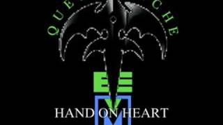 QUEENSRYCHE - HAND ON HEART (Lyrics)