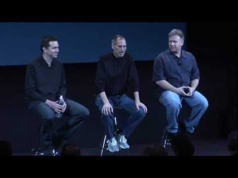 Steve Jobs - Should RIM (Blackberry) be worried?