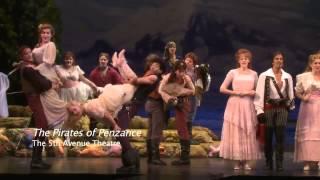 "Gilbert & Sullivan's ""The Pirates of Penzance"" Sizzle Reel"