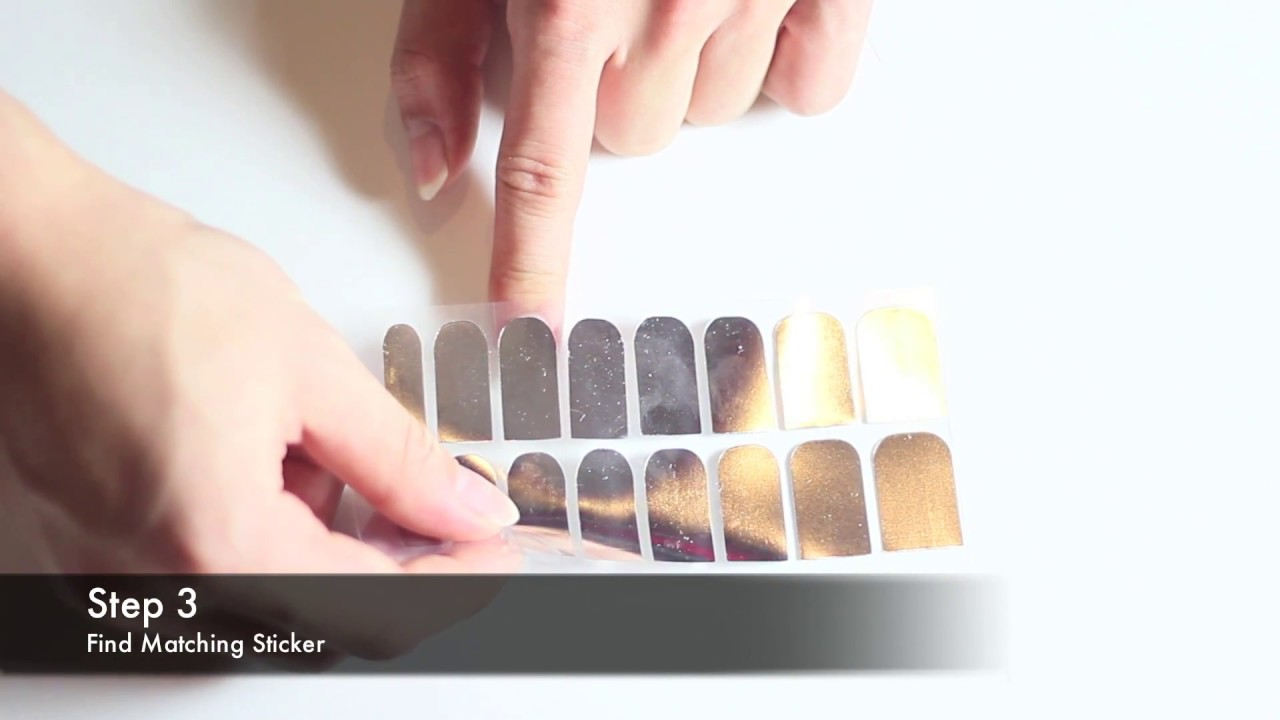 nail decals how to apply