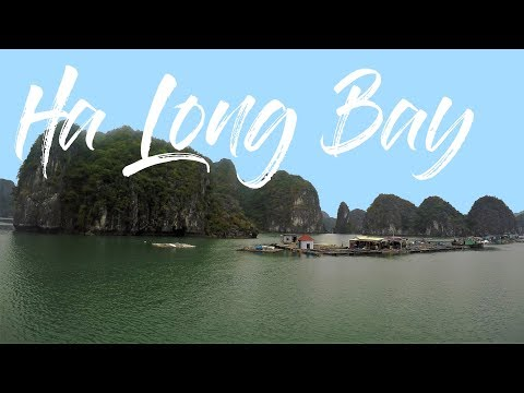 VIETNAM // HA LONG BAY // FANTASTIC VIEWS (2016)