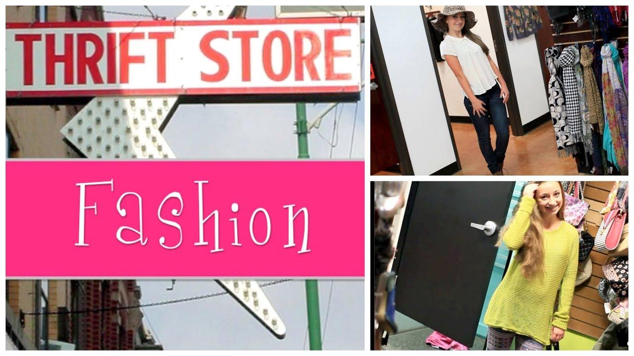 Thrift Store Fashion Instagram