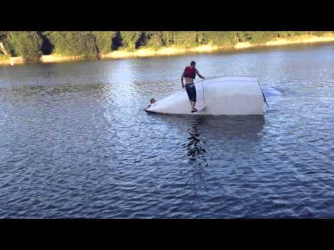 topper buzz how not the right a dinghy
