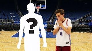 I MET MY FAVORITE NBA PLAYER thumbnail