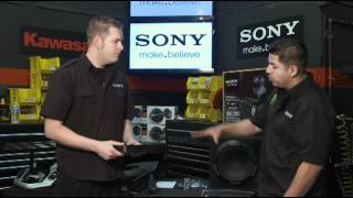 Sony x DUB Digital Link Sound System for iPhone/iPod