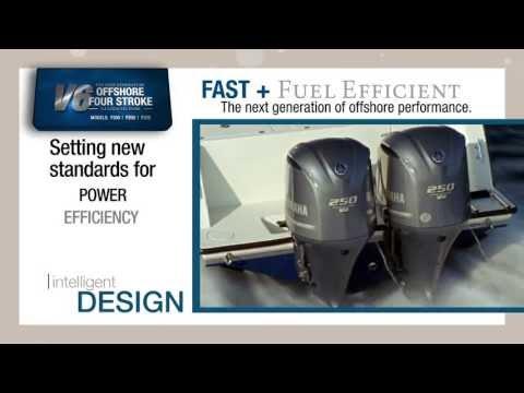 Yamaha 4.2L V6 Offshore