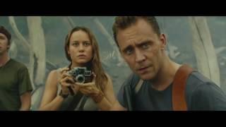 Кинг Конг: Остров черепа - Трейлер (дублированный) 1080p