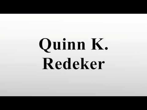 Quinn K. Redeker