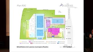 La piscine d'Avallon entièrement remodelée pour 2020.