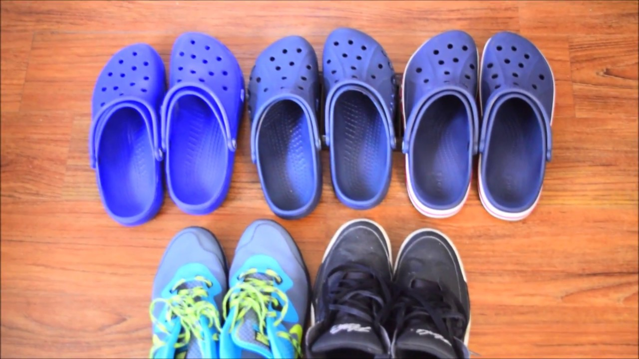 san francisco 33694 e2ce9 Toe Box Comparison Crocs vs Nike Shoes !! Brands Must Fix Narrow Toe Boxed  Shoes !! They re Terrible