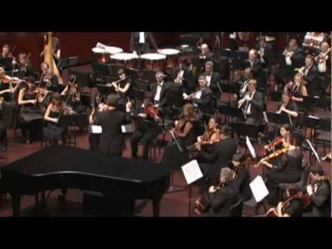 Leontiev/ Wagner: Overture from Opera Der fliegende Hollander(2012.03.01).wmv